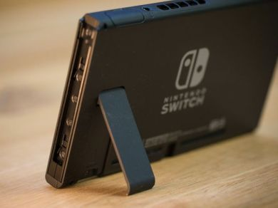 Nintendo Switch Kickstand